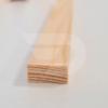 Kép 1/2 - 10x20x2200 Barkácsléc csomómentes (téglalap)