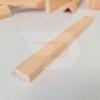 Kép 2/2 - 10x20x2200 Barkácsléc csomómentes (téglalap)