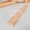 Kép 2/2 - 10x30x2200 Barkácsléc csomómentes (téglalap)