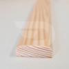 Kép 1/2 - 10x30x2200 Barkácsléc csomómentes 2 él lekerekítve (téglalap)