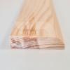 Kép 1/2 - 10x40x2200 Barkácsléc csomómentes 1 él lekerekítve (téglalap)