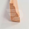 Kép 1/2 - 17x38x2200 Barkácsléc csomómentes (parketta szegőléc)