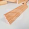 Kép 2/2 - 17x38x2200 Barkácsléc csomómentes (parketta szegőléc)