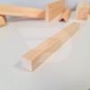 Kép 2/2 - 20x20x2200 Barkácsléc csomómentes (négyzet)