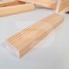 Kép 2/2 - 20x40x2200 Barkácsléc csomómentes (téglalap)