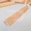 Kép 2/2 - 30x30x2200 Barkácsléc csomómentes (pipaléc)