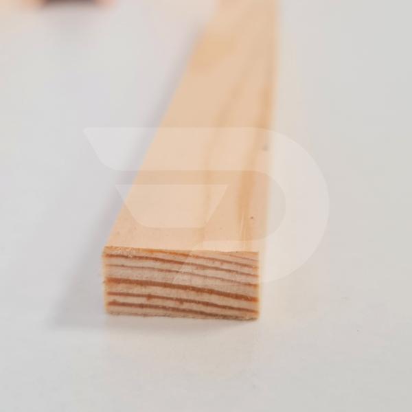 10x20x2200 Barkácsléc csomómentes (téglalap)