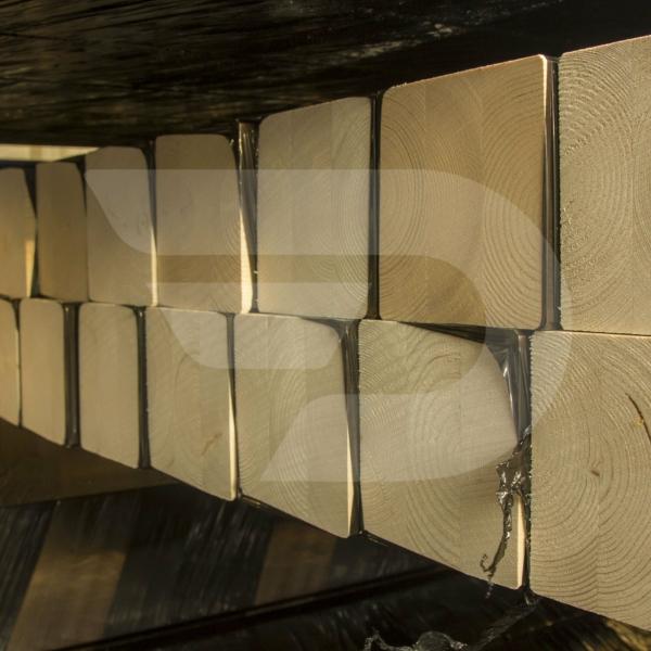 160x160x12000 BSH Rétegragasztott Szerkezeti Fa (Gerenda) Luc SI