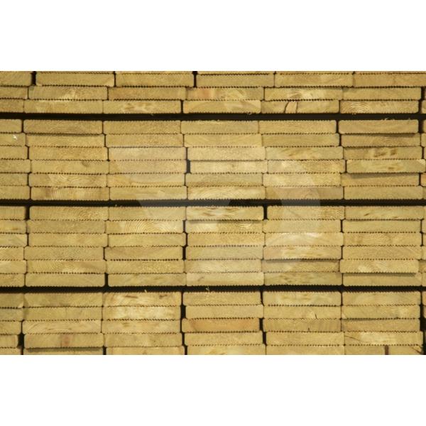 20x146x4000 Borovi Teraszburkolat (5 db, SLP) csomag AB