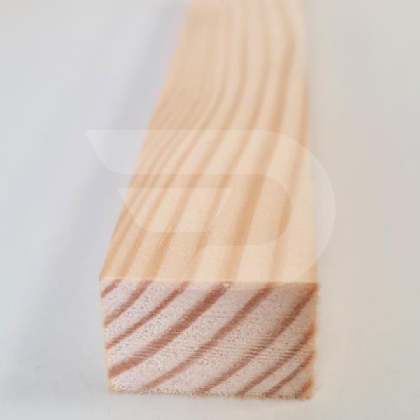 20x30x2200 Barkácsléc csomómentes (téglalap)