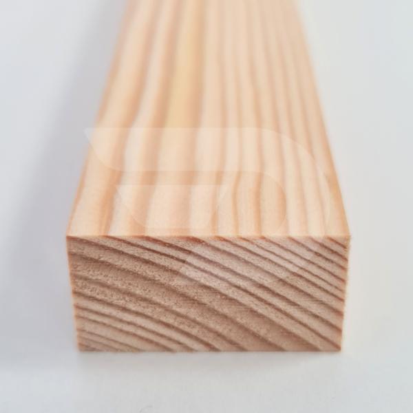 20x40x2200 Barkácsléc csomómentes (téglalap)