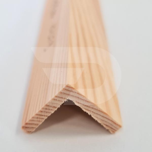 30x30x2200 Barkácsléc csomómentes (pipaléc)