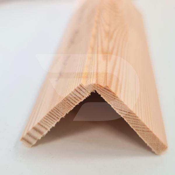 45x45x2200 Barkácsléc csomómentes díszmart (pipaléc)