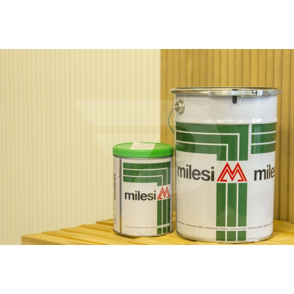 Milesi XWC 619 Teraszlazúr - Wenge 1L